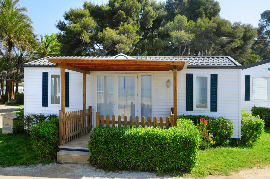 Cout vacances mobile home