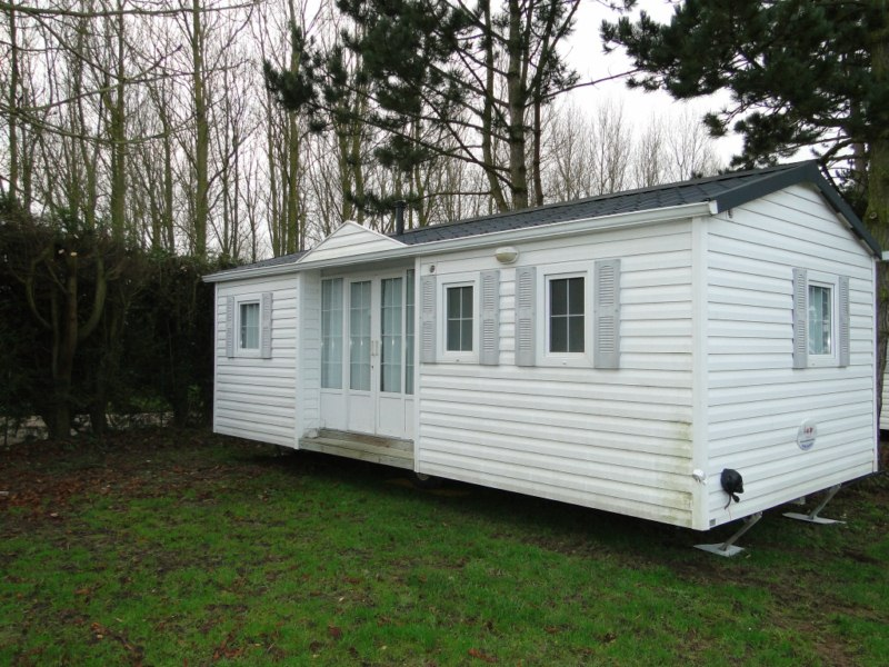 Mobile home wapiti mobil home ch let for Mobil chalet